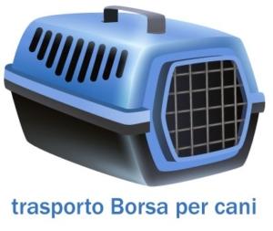 trasporto Borsa per cani